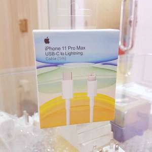 iPhone 11 Pro Max USB C to Lightning Cable