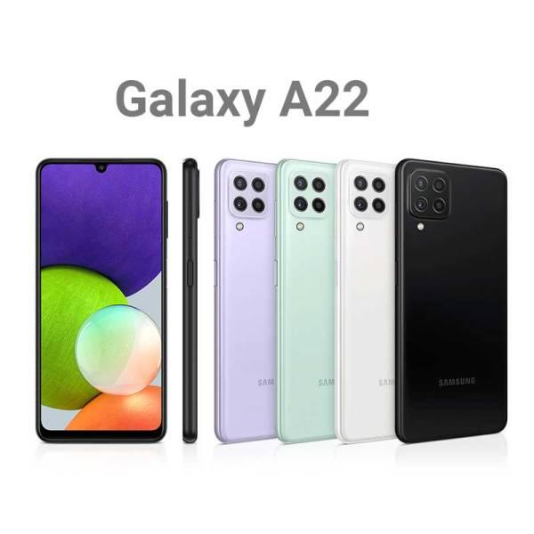 Samsung Galaxy A22 at best price in Pakistan