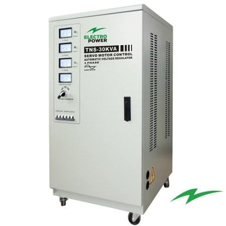 stabilizator de tensiune trifazat 60kVA