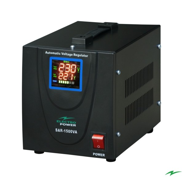 Stabilizator tensiune Electropower EP-SAR-1500VA-(900W)-230V