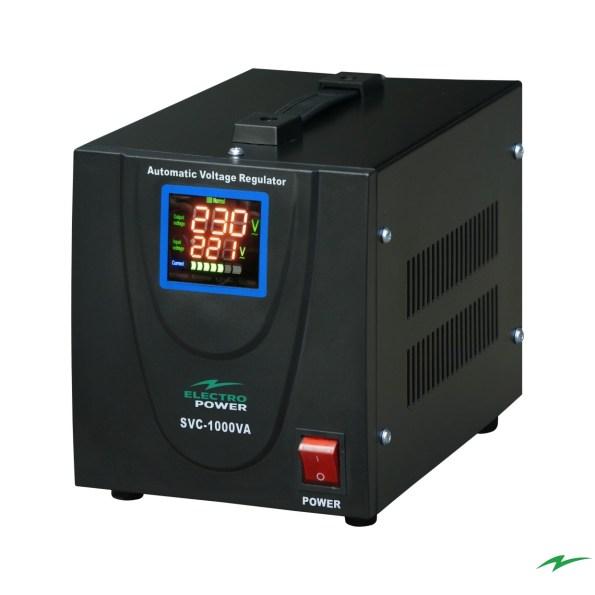 Stabilizator tensiune Electropower EP-SVC-1000VA-(800W)-230V