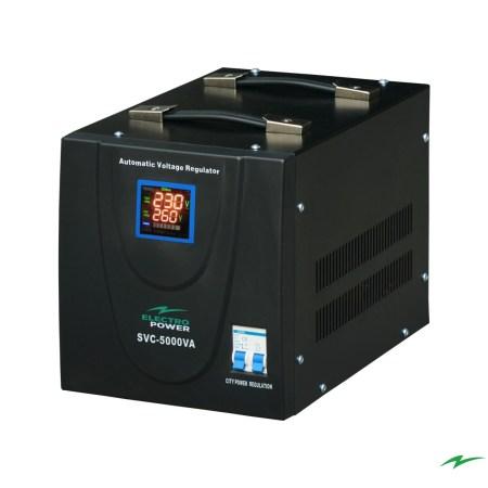 Stabilizator tensiune Electropower EP-SVC-5000VA-(4000W)-230V
