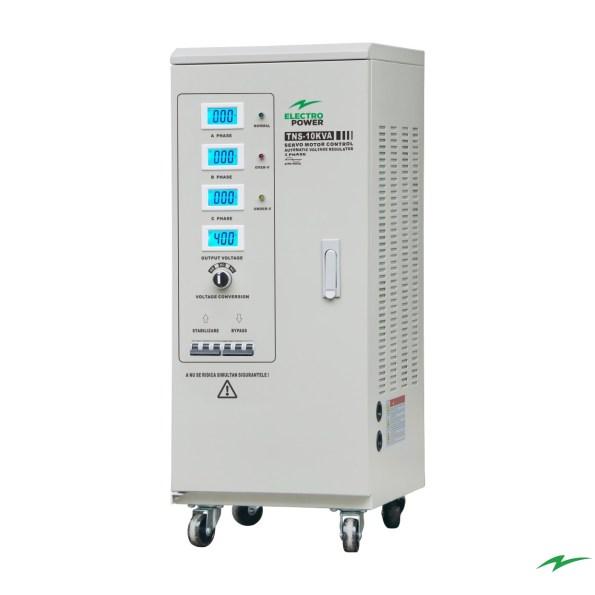 Stabilizator tensiune Electropower EP-TNS-10kVA-(8000W)-400V