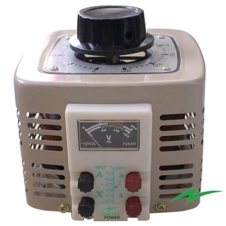 Autotransformator monofazic 1000VA