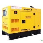 Generator de curent Stager YDY18S3-E insonorizat diesel