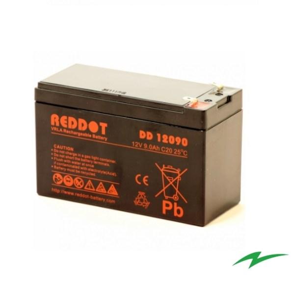Acumulator REDDOT 9Ah 12V T2