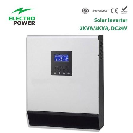 Inverter solar 3000VA, 2400W 60A