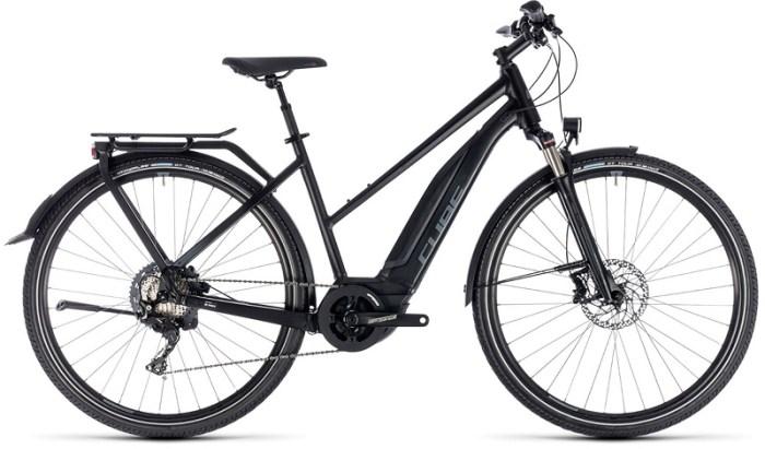 Велосипед туринг на электромоторе