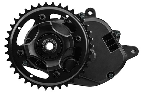 Center Motor GX Ultimate кареточный мотор для электровелосипеда