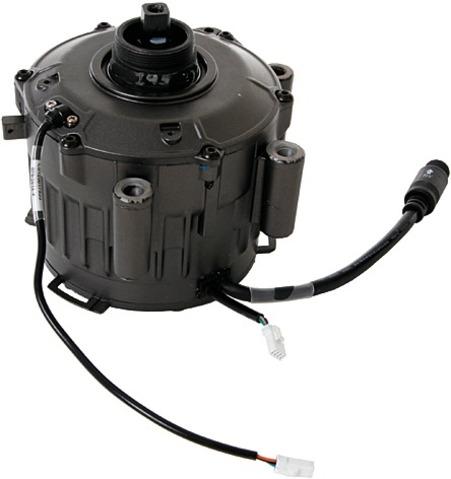 Электромотор для электровелосипедов TranzX M25 кареточный