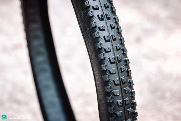 Der Baron 2.4 Projekt покрышки велопокрышки горный велосипед тест