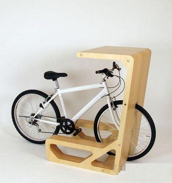 велосипед дизайн интерьера комнатная велопарковка