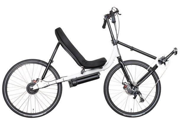 комфортный электровелосипед Cruzbike T50e
