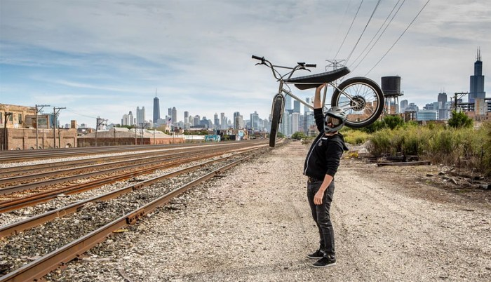 Электровелосипед Urban Ultralight
