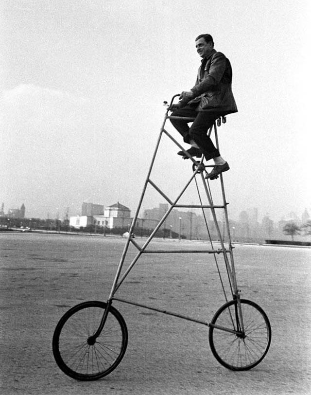 ретровелосипед
