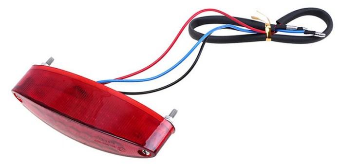 стоп-сигнал для электровелосипеда