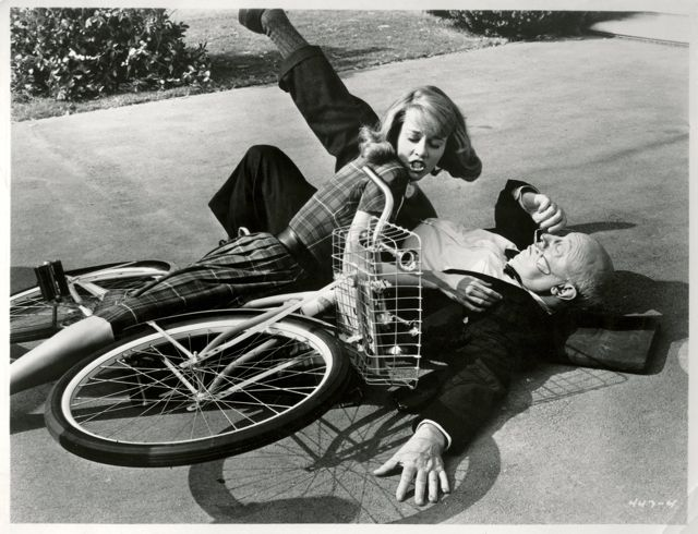 Джейн Фонда и Марк Коннелли. 1960 год.