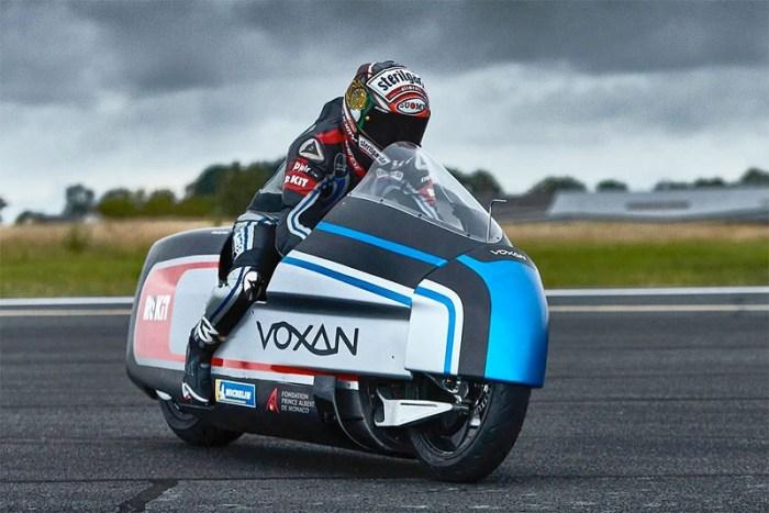 скоростной электромотоцикл electric motorcycle voxan wattman