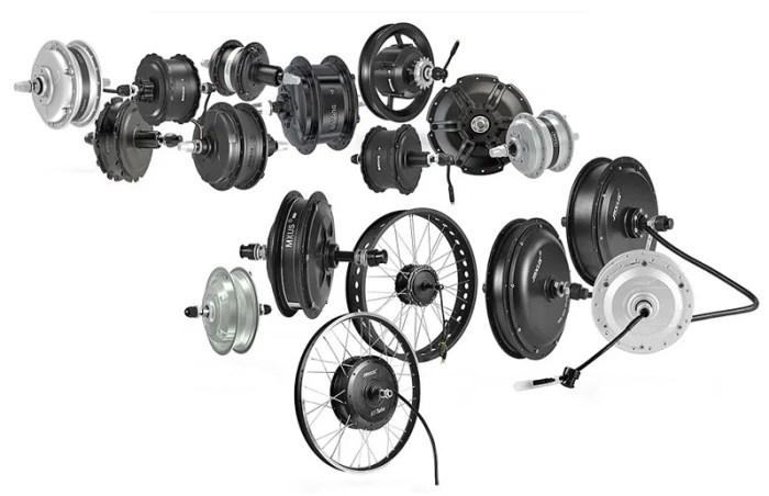мотор-колесо обзор