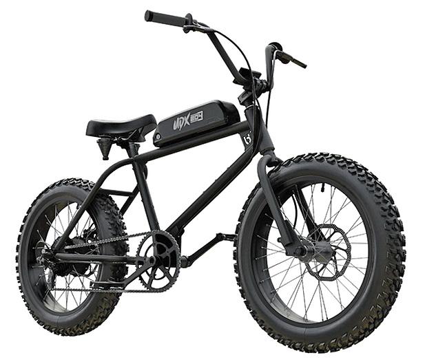 электровелосипед компании Urban Drivestyle - UDX Electric Fatbike