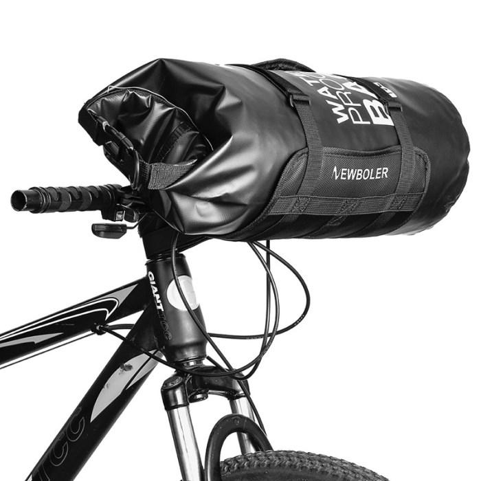 велосумка на руль велосипеда NEWBOLER