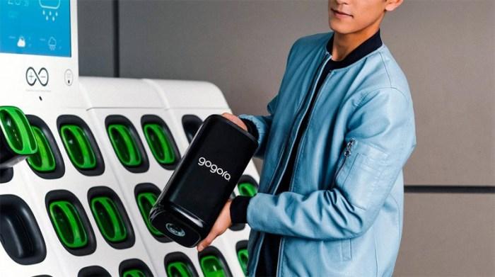 аккумуляторная батарея Gogoro