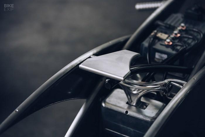 Racer-X электромотоцикл концепт