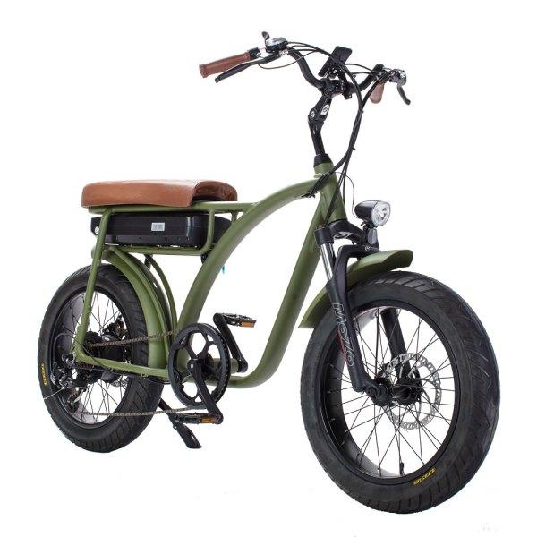 Электровелосипед TwinPowerBike