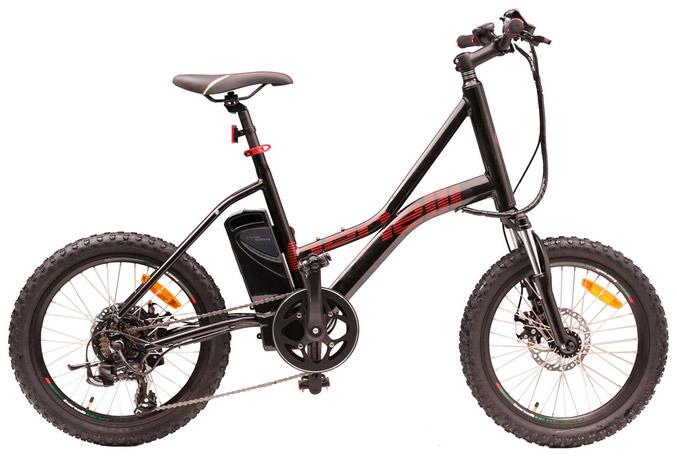 Электровелосипед Benelli E-MTB Linker Sport 20 E-Bike