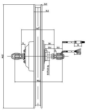 чертеж Shengyi DGWH2S-R20
