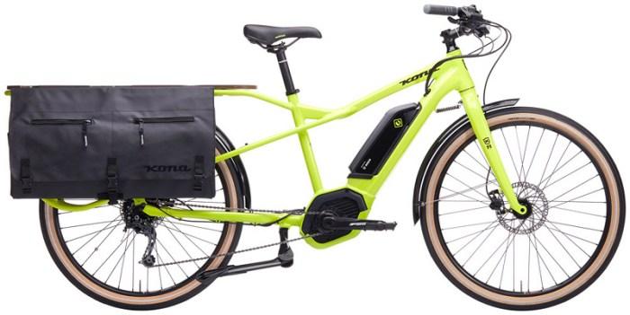 Cargo e-Bike Kona Electric Ute