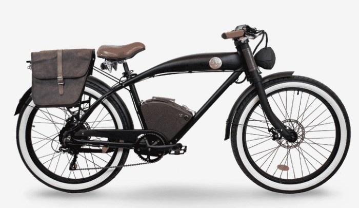 Электровелосипед Rayvolt Bike Clubman