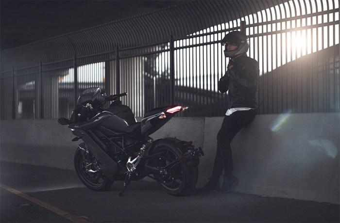 ZERO MOTORCYCLES SR/S
