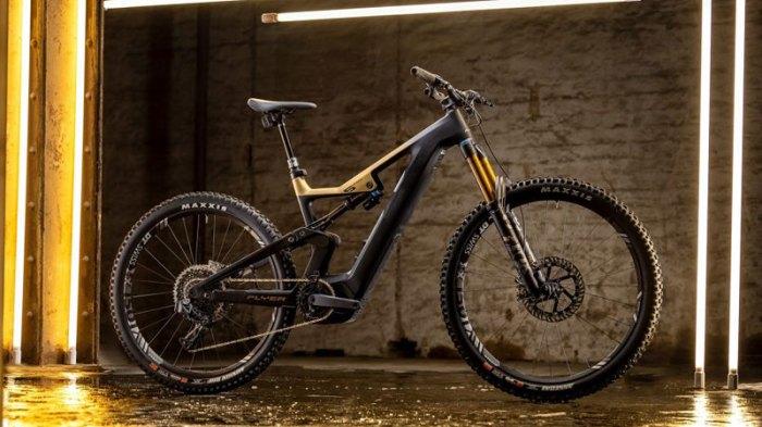Электровелосипед FLYER Uproc6 9.50