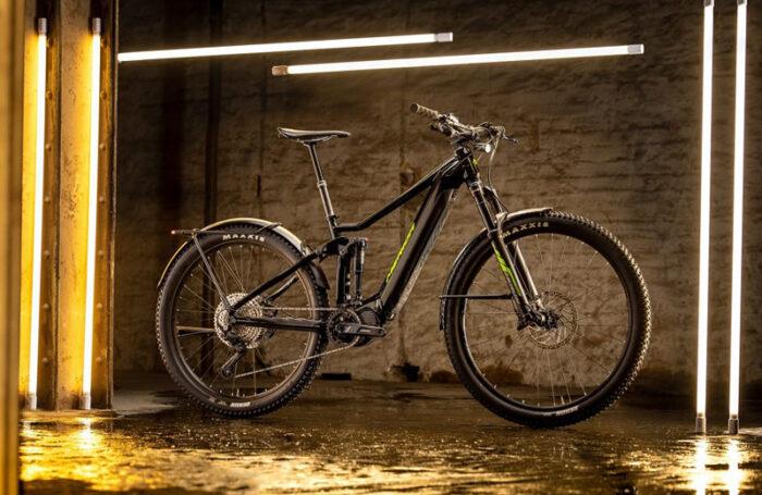 Электровелосипед MERIDA eONE-FORTY EQ