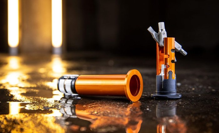 Интегрируемый мультитул Granite Design Stash RCX Multi-Tool