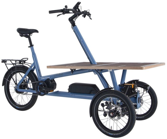 Грузовой электровелосипед (e-bike-cargo) Chike