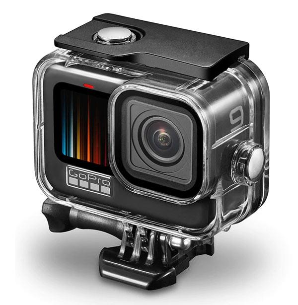 Водонепроницаемый корпус для GoPro Hero 9