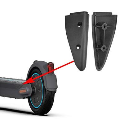 Задние накладки на деку электросамоката Ninebot MAX G30D и G30