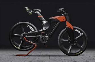 Электровелосипед Ryuger Eidolon