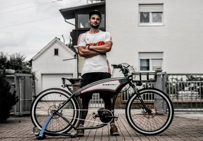 Bavarian Electric Cycles Cruisers