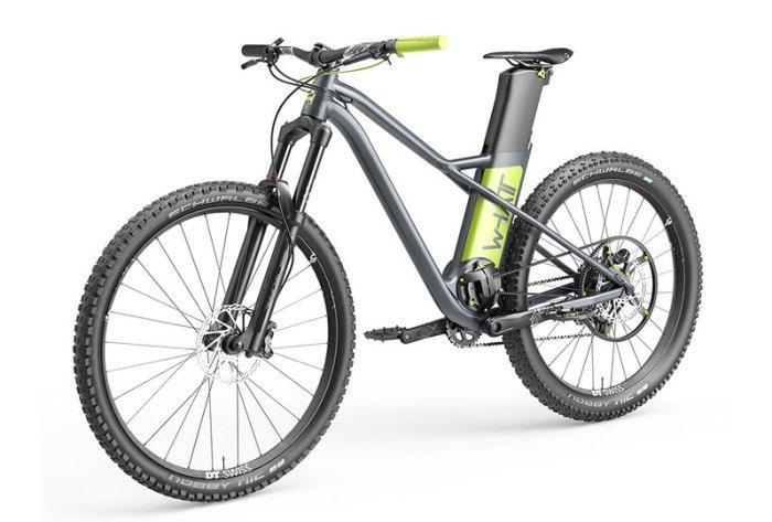 Электровелосипед whaTTfornow