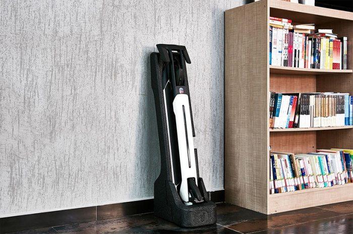Хранение электросамоката Segway Ninebot KickScooter Air T15