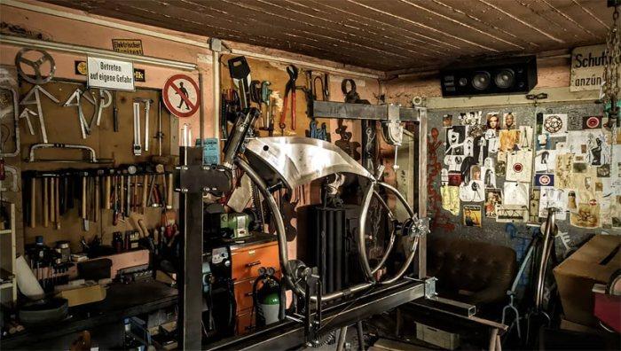 Мастерская Bavarian Electric Cycles