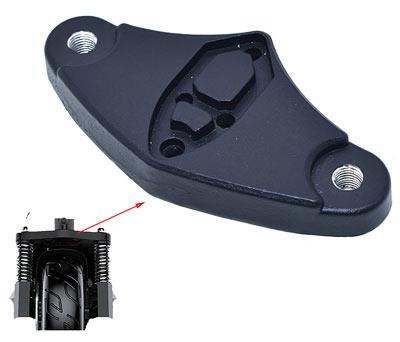 Пластина для крепления передней подвески KUGOO KIRIN M4