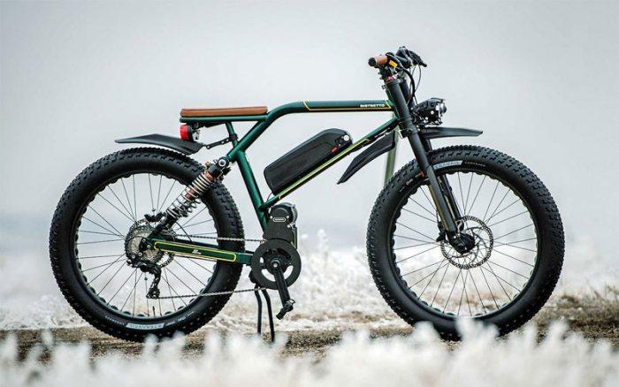 Электровелосипед Ristretto 303 FX