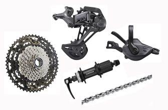 Групсет для электрических велосипедов Shimano Deore XT M8130 Series