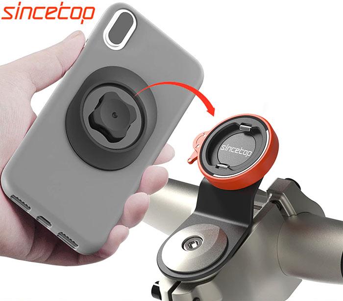 Bike phone holder Sincetop