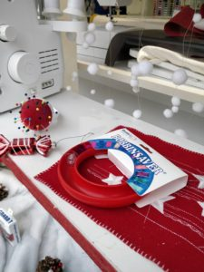 canettes couture machines à coudre