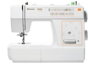 Machine à coudre husqvarna viking Hclass E20